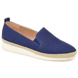 Brinley Co. Womens Espadrille Slip-on Flat