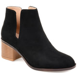 Brinley Co. Womens Comfort Cut-out Bootie