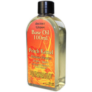 Peach Kernel 100ml Base Oil