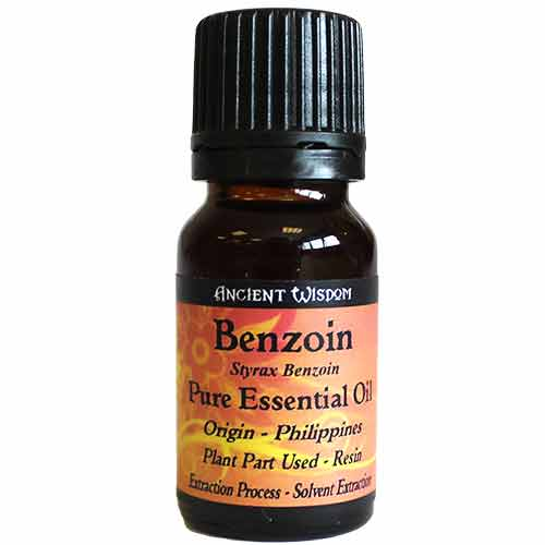 Benzoin (Dilute/Dpg) Essential Oil