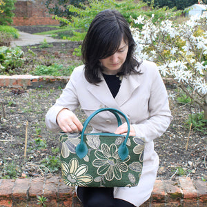 Java Town Bag - Moss Green