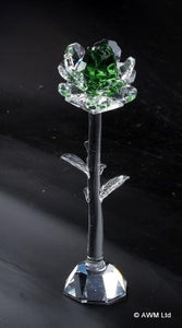 Green Rose - Height 140mm