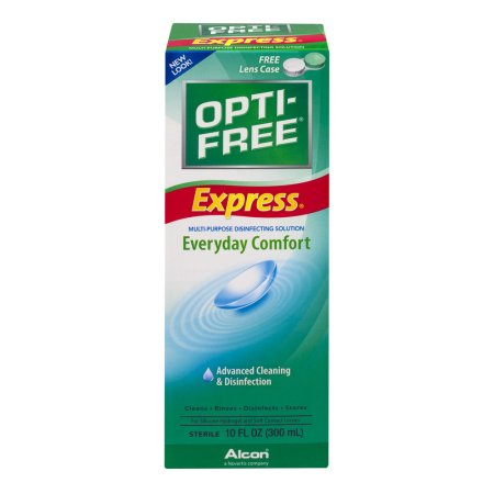 Alcon 4oz Optifree Express Cleaner