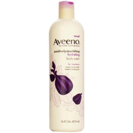 Aveeno Hydrating Body Wash 16z