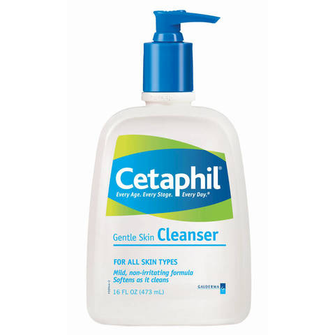 Cetaphil Daily Face Clean 8oz