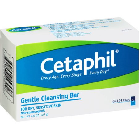 Cetaphil Cleansing Bar