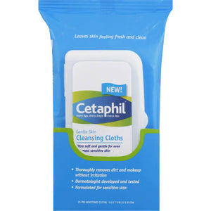 Cetaphil 25 ct Cleansing Cloth