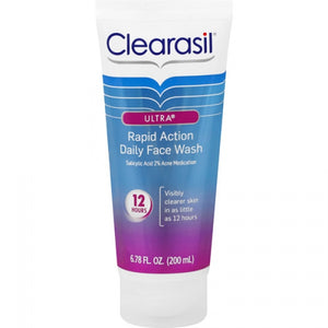 Clearasil Ultra Face Wash 6.78z