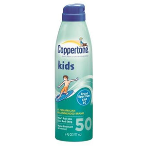 Coppertone Kids SPF50 6oz