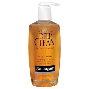 Neutrogena Deep Cleen face 6.7oz
