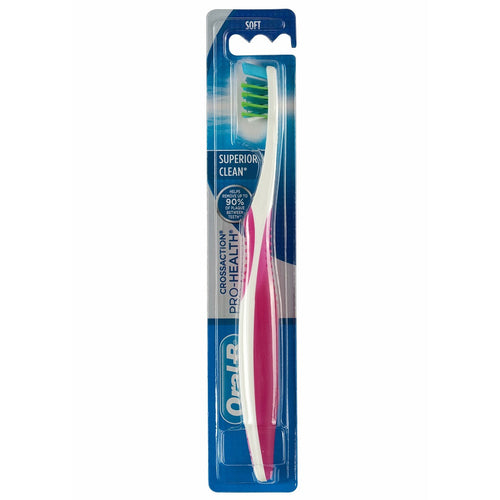 Oral B Crossaction Soft