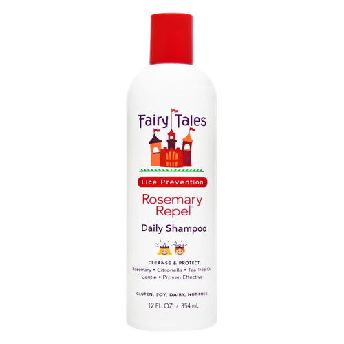Rosemary Lice Repel Shampoo 12oz