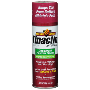 Tinactin Athlete Foot Spray