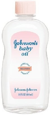 Baby oil 14 oz w/ aloe