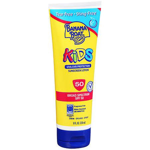 Banana Boat Kids Lotion SPF 50 8oz