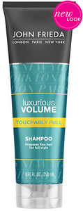 John Frieda 8.5oz Luxurious vol shampoo