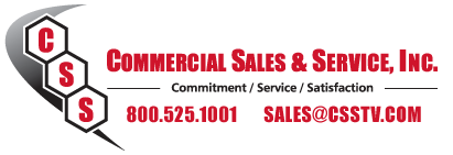 Commercial Sales & Service