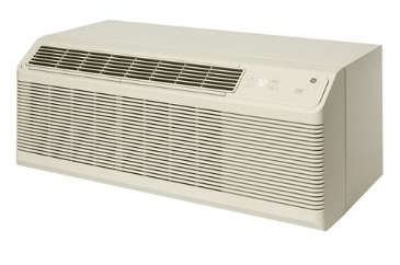 GE ZoneLine® PTAC In-Wall / Vertical A/C Heater For Hotel or HealthCare