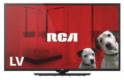 "RCA J55BE926 55"" Commercial Hospitality Grade Value LED HDTV"
