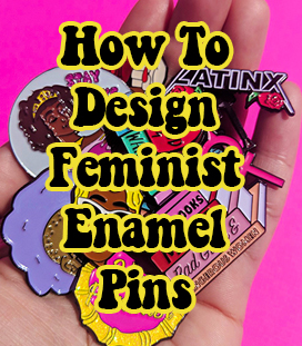 How To Make Custom Enamel Pins