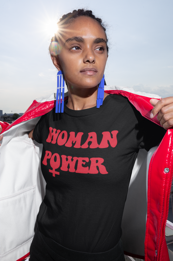 Woman Power T-Shirt