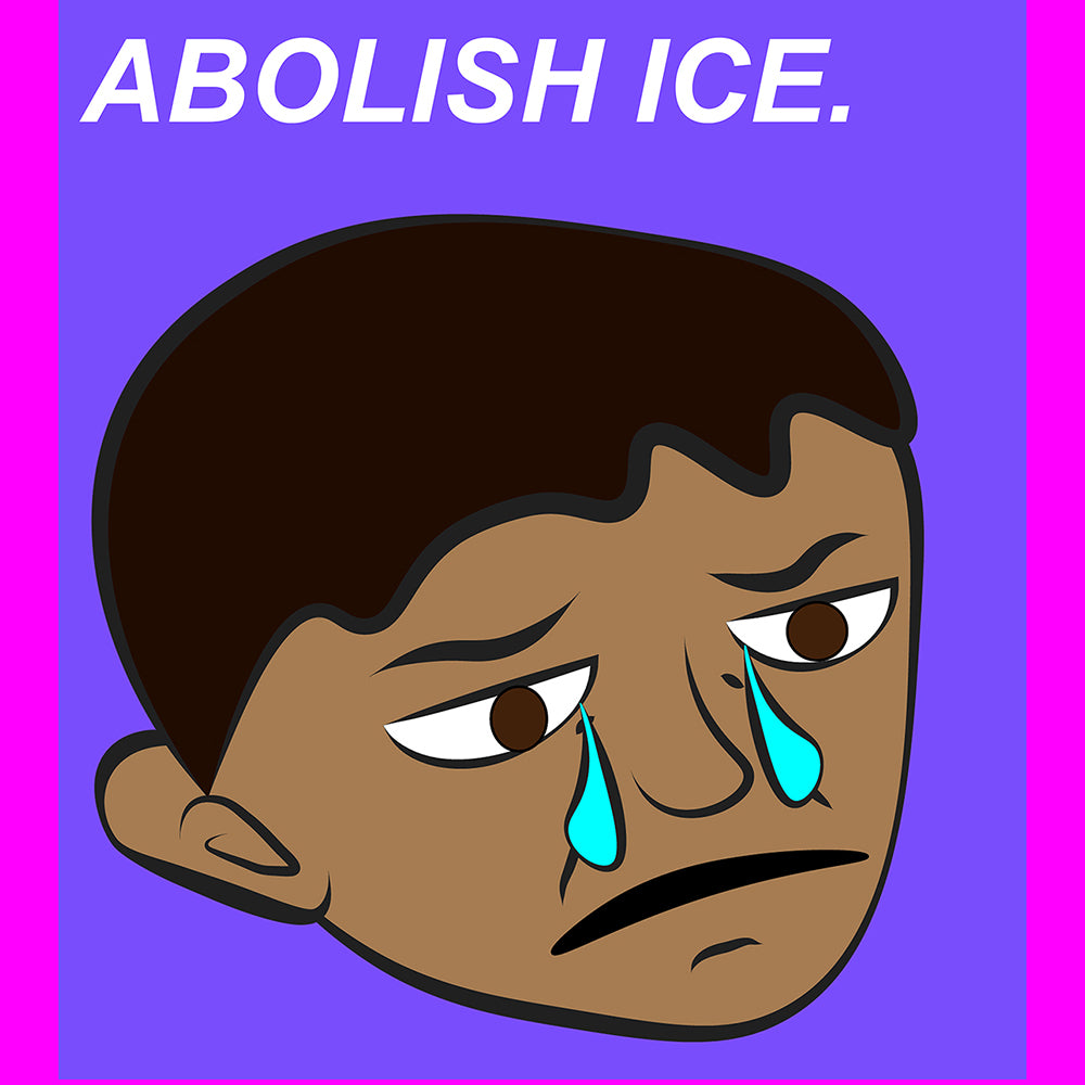 graphic about Printable Poster identified as Abolish ICE No cost Printable Poster Downloads GRL TRBL
