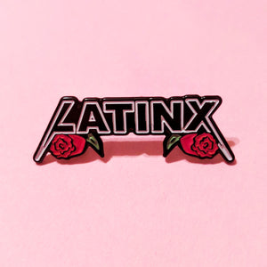 Latinx Power And Pride Pin