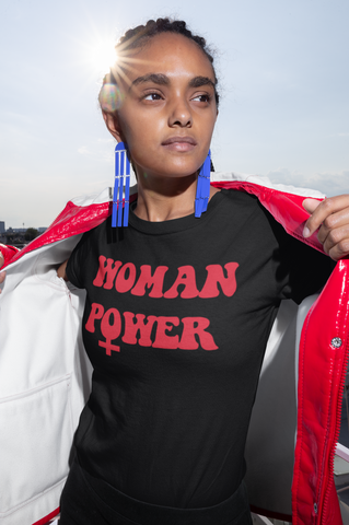 Woman Power Unisex T-Shirt