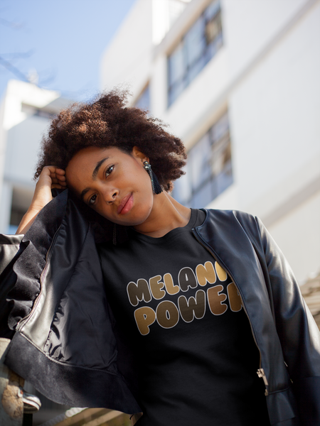Melanin Power Unisex T-Shirt