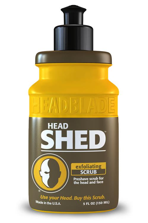 HeadShed Exfoliating Scrub - 150ml