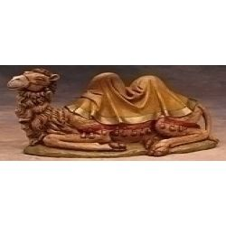 Nativity Seated Camel Figurine  - Country N More Gifts