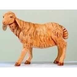 Standing Sheep Figure  - Country N More Gifts