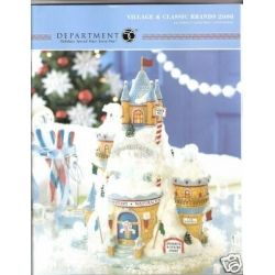 2008 Village Brochures  - Country N More Gifts