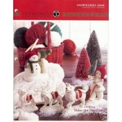 2008 SNOWBABIES BROCHURE  - Country N More Gifts