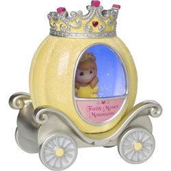 Faith Princess Carriage - LED Light-Up Figurine  - Country N More Gifts