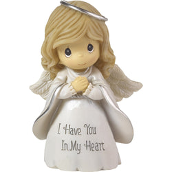 I Have You In My Heart - Resin Figurine  - Country N More Gifts