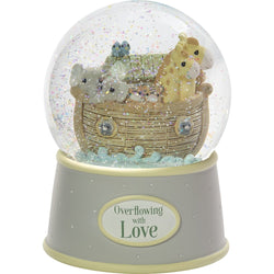 Overflowing With Love - Resin Snow Globe  - Country N More Gifts