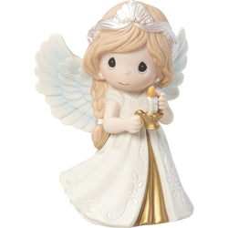 2018 8th Annual Angel Series Figurine - He Is The Light  - Country N More Gifts