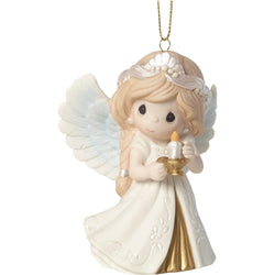 2018 8th Annual Angel Series Ornament - He Is The Light  - Country N More Gifts