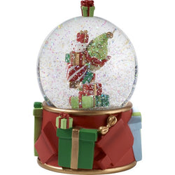2018 3rd Annual Elf Series Snow Globe - Bringing You Loads Of Christmas Cheer  - Country N More Gifts
