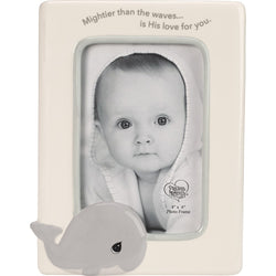 Mightier Than The Waves - Ceramic Photo Frame  - Country N More Gifts