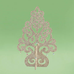 Dream Glittered Tree  - Country N More Gifts