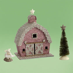 Dream Glitter Barn Set  - Country N More Gifts