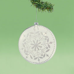 Dream Painted Disk Ornament, Large  - Country N More Gifts