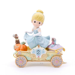 02 - Bibbidi, Bobbidi, Boo - Now You're Two - Cinderella  - Country N More Gifts