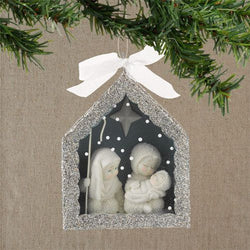 Nativity Shadow Box Ornament  - Country N More Gifts
