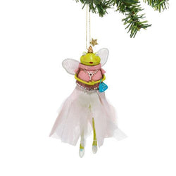 Freya Frog Ornament  - Country N More Gifts