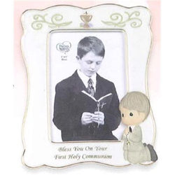 Your First Holy Communion Frame  Boy  - Country N More Gifts