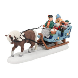 Alpine Sleigh Ride  - Country N More Gifts