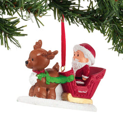 Little People Santas Sleigh Fisher Price  - Country N More Gifts